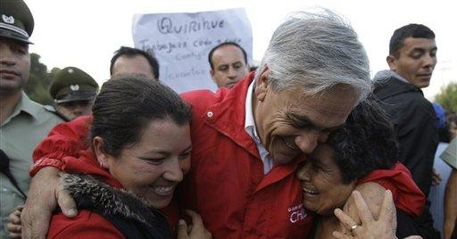 Chileans see political aftershocks from 2010 quake