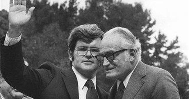 Gingrich once ran as GOP moderate early in career