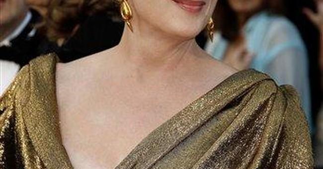 Meryl Streep wins 3rd acting Oscar for 'Iron Lady'