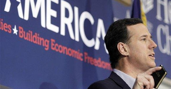 Gingrich says Santorum wrong about Kennedy speech
