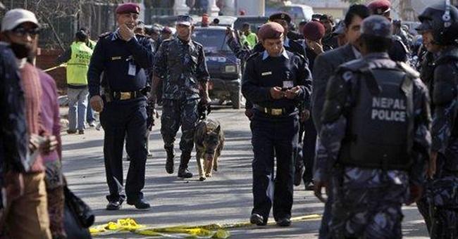 Bomb in front of Nepal oil importer office kills 3