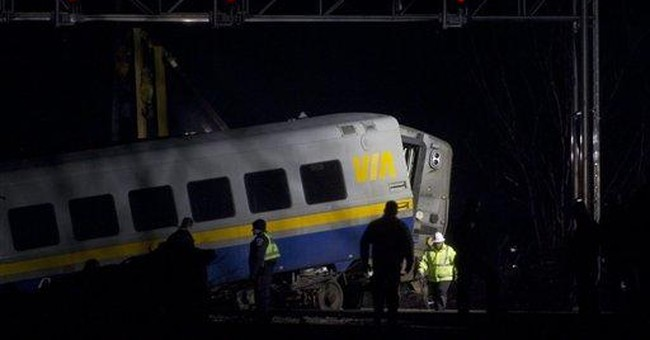 Too early to speculate on Canada rail crash cause