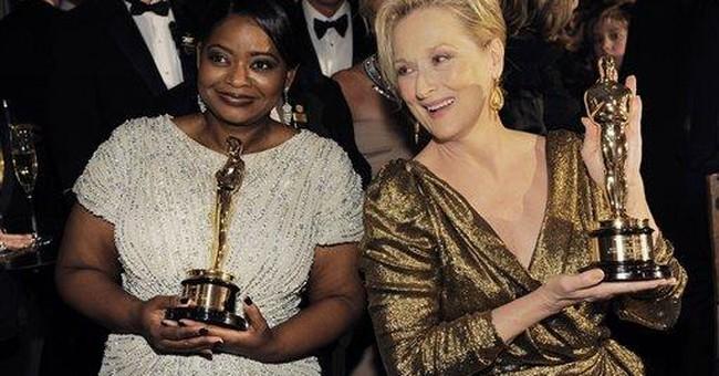 Stars swamp loud, colorful Oscar parties