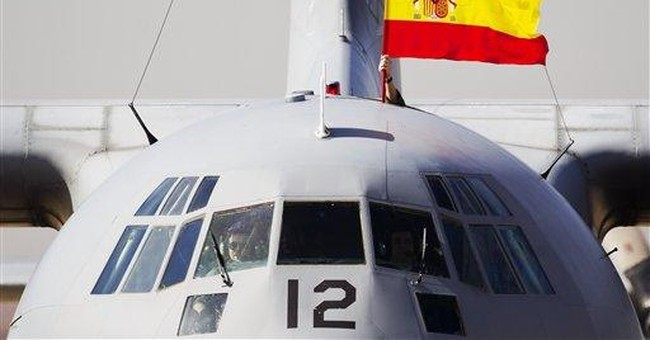 Spain rejects Peruvian claim to shipwreck treasure