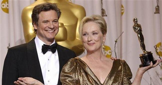 God, family make appearance on Oscar red carpet