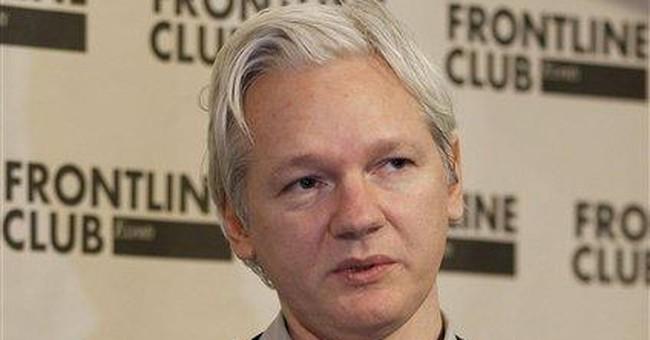 WikiLeaks publishes leaked Stratfor emails