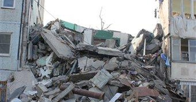 10 killed by natural gas explosion in Russia