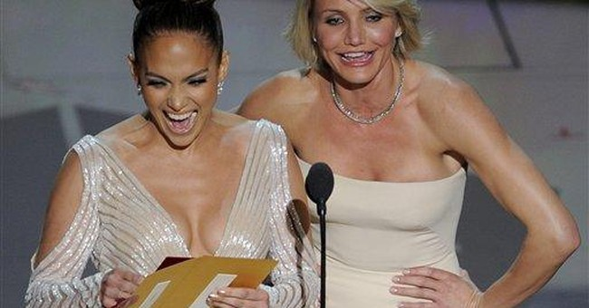 Moments to remember from Oscar 2012