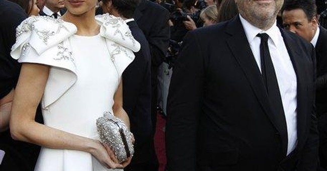 Weinsteins rule Oscars with 'Artist,' 'Iron Lady'