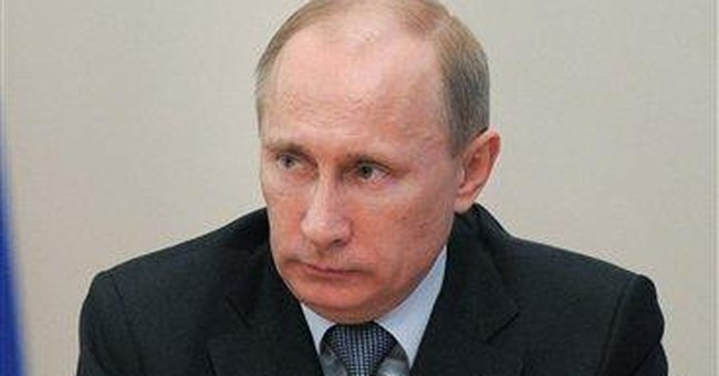 Putin warns West over Syria, Iran