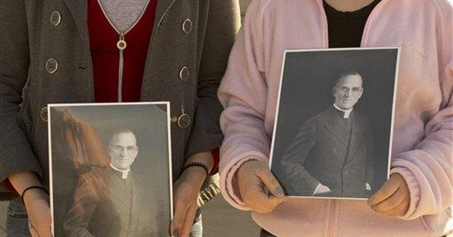 Neb. founder Boys Town orphanage up for sainthood