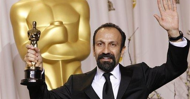 Iranian 'A Separation' wins best foreign Oscar