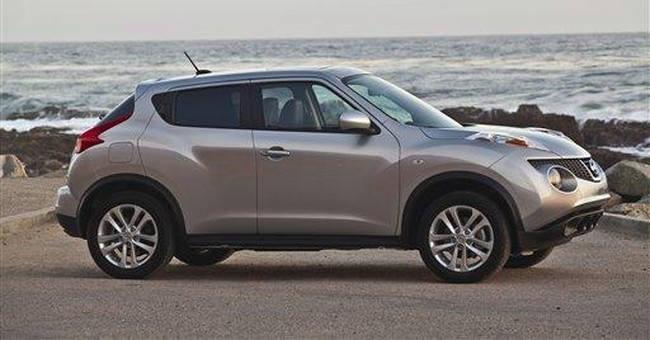 Nissan recalling vehicles for possible gas leaks