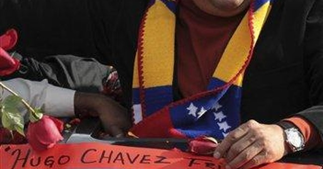 Venezuela anxiously awaits news of Chavez's health