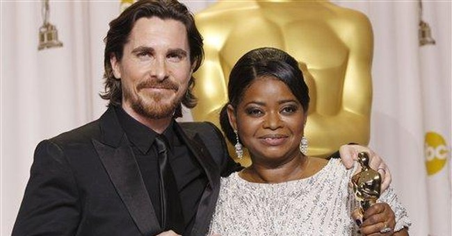 Octavia Spencer wins best supporting actress Oscar