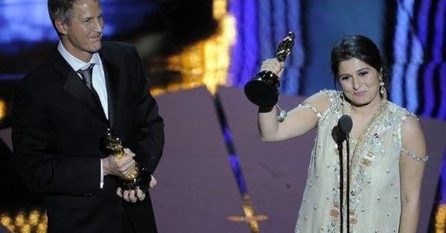 Pakistan lauds Oscar-winning filmmaker