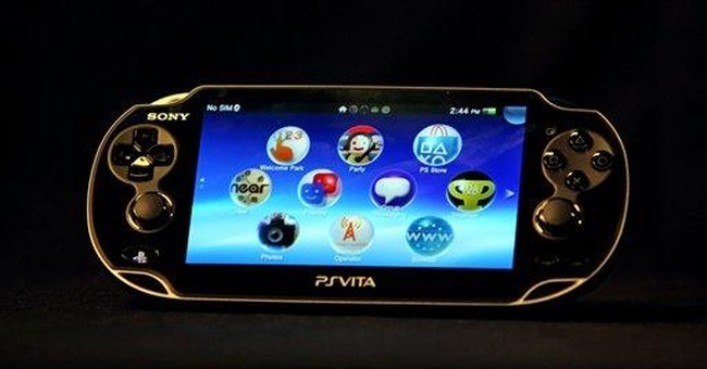 Sony says it has sold 1.2M of the PlayStation Vita