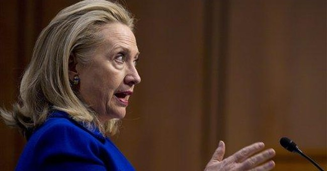 Clinton: Syria's Assad fits war criminal category