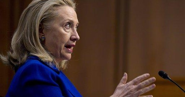 Clinton: Syria's Assad fits war criminal category