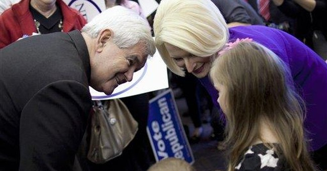 Gingrich targeting 'Super Tuesday' states