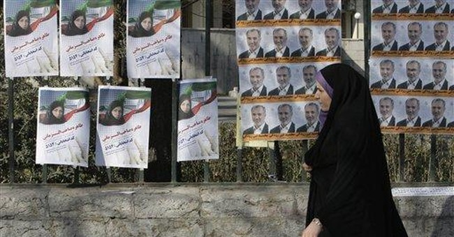 Iran's political friction adds heat to elections