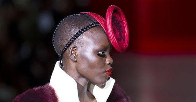 Boyish look kicks off Paris fashion week