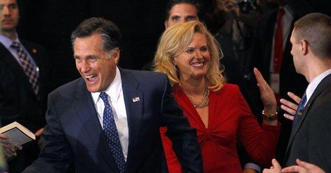 Romney points to mistakes before primary victories