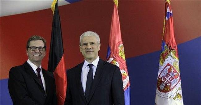 EU ministers to back Serbia for EU candidacy