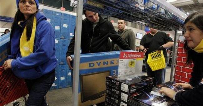 Best Buy December sales fall