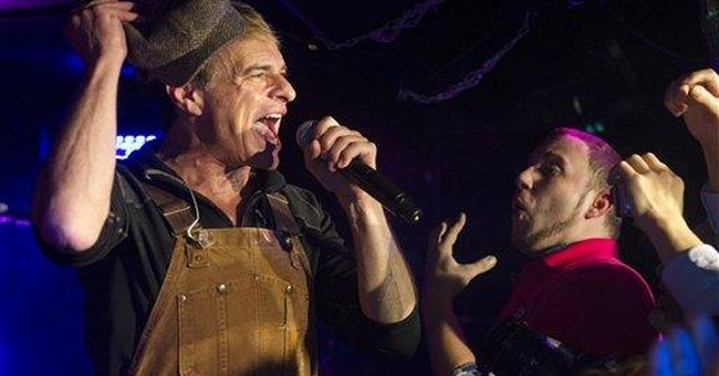 Reformed Van Halen performs intimate NYC gig