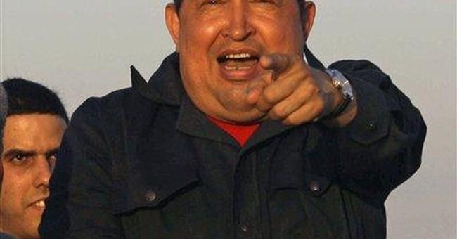 Chavez: Venezuela won't recognize arbitration body