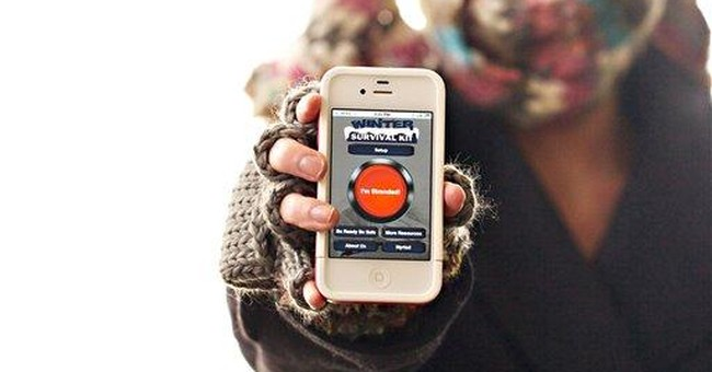 Survival app aims to help drivers in winter storms