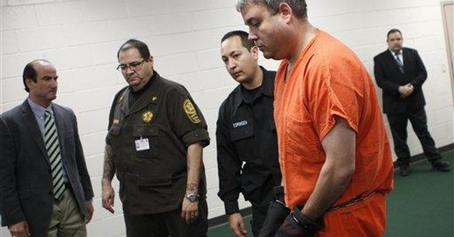 Marksman charged in shooting behind Texas school
