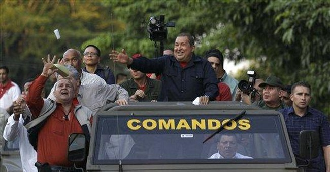 Venezuela: Chavez's names ally as defense minister
