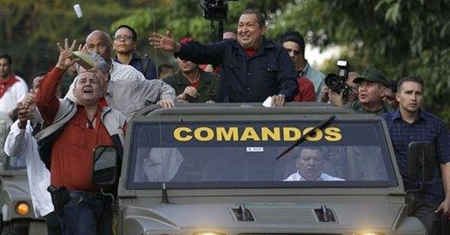 Venezuela: Chavez's names ally as defense minister