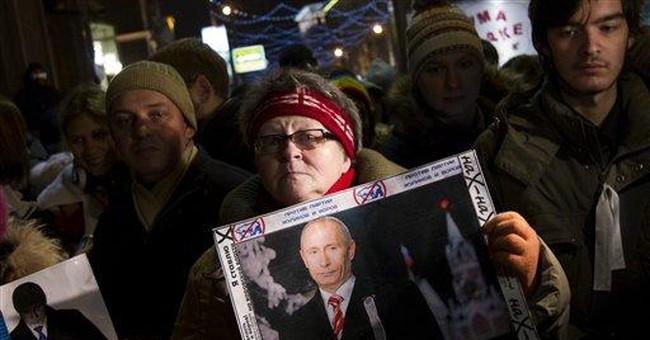 Ex-minister urges Russian parliamentary vote rerun