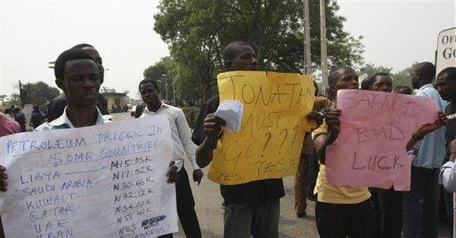 Nigeria court orders halt to planned strike