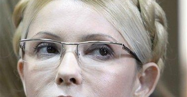 Czechs grant asylum to Tymoshenko's husband