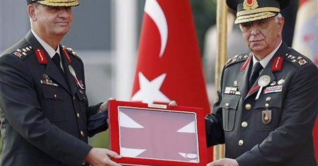 Turkey: Ex-military chief arrested over plot