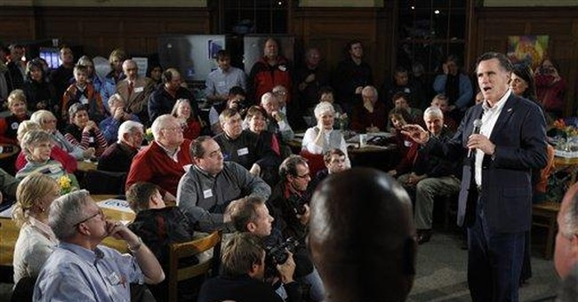 Romney warns NH supporters not to ease off