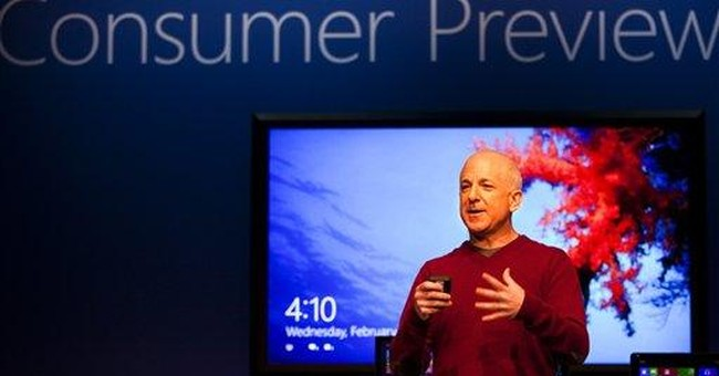 Microsoft unveils Windows 8 for consumer testing