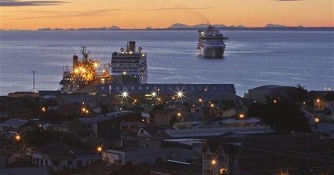 UK warns Argentina regarding the Falklands