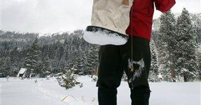 CA storm makes ripe ski conditions, snow dangers