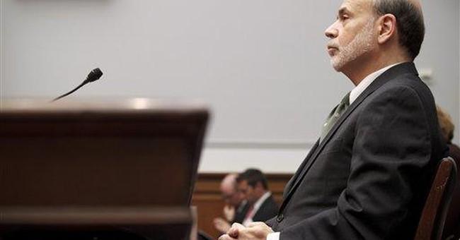 Bernanke notes economy better than expected