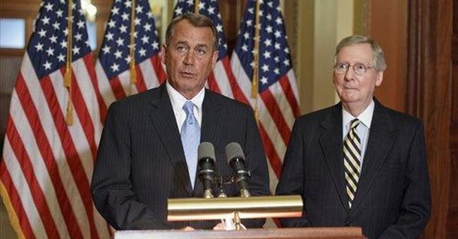 Obama, Congress leaders seek cooperation on jobs
