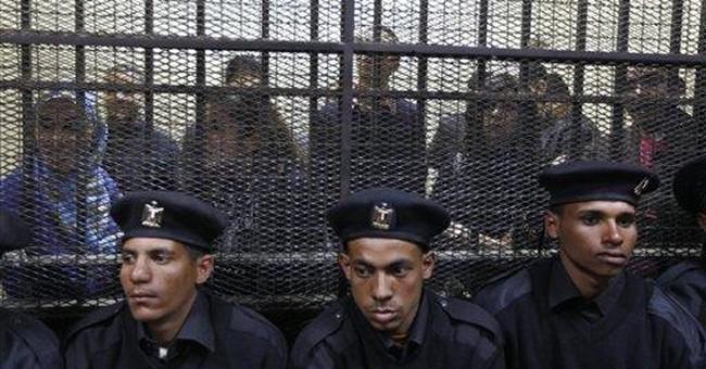 Egypt again postpones trial of US nonprofit groups