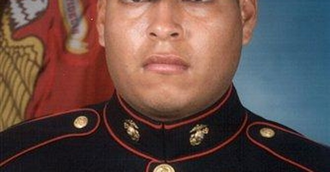 CA lawmakers urge military to upgrade Marine award