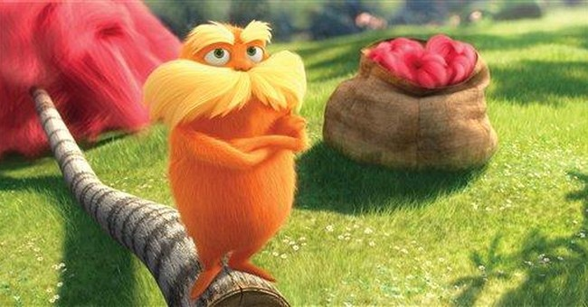Box Office Preview: Seuss gets green with 'Lorax'