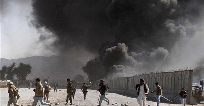 Suspicion rises between Western advisers, Afghans