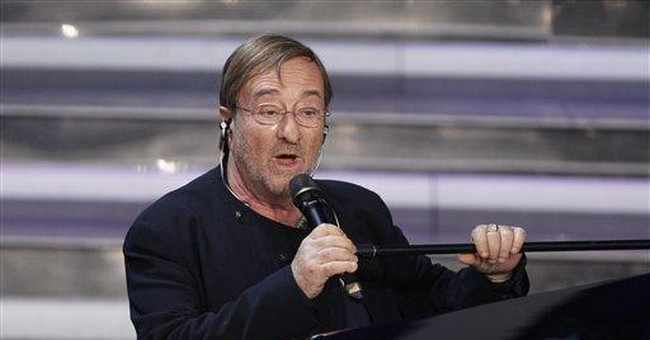 Italian singer-songwriter Lucio Dalla dies at 68